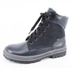 ботинки школьные нат.мех