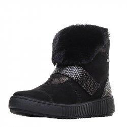 ботинки нат.мех