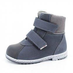 ботинки ясельные байка